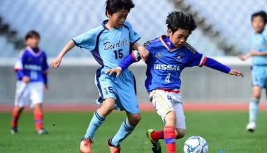 マリノスらベスト8へ名乗り!|神奈川県少年サッカー選手権大会低学年の部