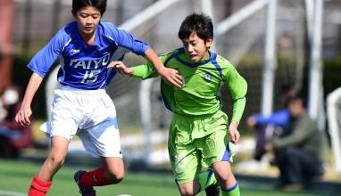 【第15回平塚市中学生サッカーリーグ後期トップリーグ】湘南ベルマーレ vs 太洋中学校