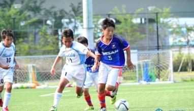 マリノスとバディーが激突・・・神奈川県少年サッカー選手権低学年の部 決勝