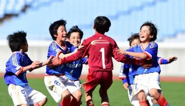 【第42回神奈川県少年サッカー選手権 低学年の部 決勝戦】横浜F・マリノスプライマリー vs バディーサッカークラブ