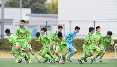 【関東ユース(U-15)サッカーリーグ】ベルマーレは終了間際に同点ゴール許しドロー発進