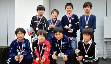 年間王者にバディーSC・初代MVPに谷選手が選出!・・・プレミアリーグ神奈川U-11 アウォード