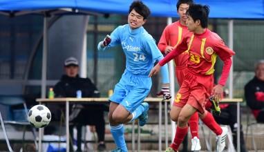 【U-15MELLIZO招待2016】ヴィクトワールSC vs FC厚木JY MELLIZO