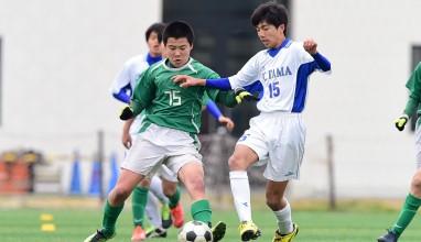 【U-15MELLIZO招待2016】FC ASAHI Jr.Youth vs FC多摩