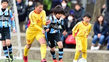 【ダノンネーションズカップ2016 in JAPAN 予選リーグ】川崎フロンターレU-12 vs ブレイズ熊本ジュニア