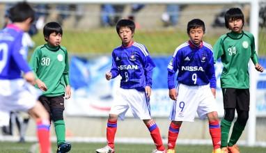 【ダノンネーションズカップ2016 in JAPAN 予選リーグ】横浜F・マリノスプライマリー vs 大森FC