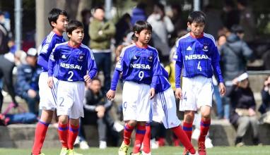 【ダノンネーションズカップ2016 in JAPAN 予選リーグ】横浜F・マリノスプライマリー追浜 vs FCストヤノフ