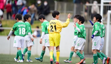 【ダノンネーションズカップ2016 in JAPAN 予選リーグ】さぎぬまSC vs セレッソ大阪U-12