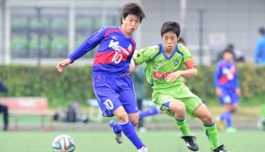 甲府、鹿島ノルテらが勝点3獲得!・・・2016年度 関東ユース(U-15)サッカーリーグ Division2 第5節 試合結果