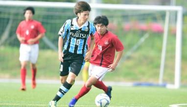クラブユースベスト8が決定!・・・第40回日本クラブユースサッカー選手権(U-18)大会 ラウンド16