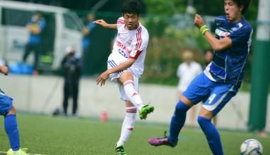 横浜FM、横浜FC、東京V、柏が4強・・・第40回日本クラブユースサッカー選手権U-18関東大会準々決勝&敗者復活戦