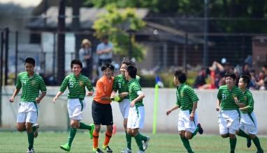 【神奈川】FC ASAHIがフトゥーロ下す・・・第31回日本クラブユースサッカー選手権(U-15)大会 神奈川県大会2回戦