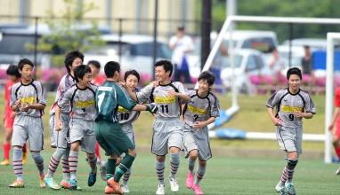 【神奈川】ライオンズSCがBANFF横浜ベイ下しベスト16進出!・・・第31回日本クラブユースサッカー選手権(U-15)大会 神奈川県大会3回戦