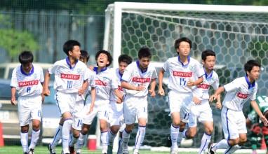【関東ユース(U-15)サッカーリーグ】ベルマーレが終了間際の逆転ゴールで神奈川ダービー制す