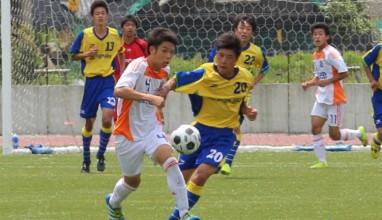 【神奈川】岩崎の決勝ゴールで湘南工科が座間下し4強へ・・・2016年度第54回インターハイ神奈川県2次予選準々決勝