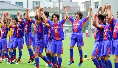 白鳥のハットトリックでFC東京深川がレイエス敗り全国切符・・・第22回関東クラブユースサッカー選手権(U-15)大会3回戦