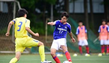 横浜FC、東急レイエスら32チームが2回戦へ!・・・第22回関東クラブユースサッカー選手権(U-15)大会