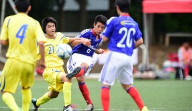 横浜F・マリノス追浜がFCトッカーノ敗り2回戦へ・・・第22回関東クラブユースサッカー選手権(U-15)大会1回戦