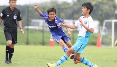 【2016 神奈川県チャンピオンシップU-12 1回戦】FC相模野 vs YSCC