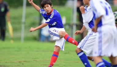 【2016 神奈川県チャンピオンシップU-12 1回戦】横浜F・マリノスプライマリー追浜 vs 柏ヶ谷FC