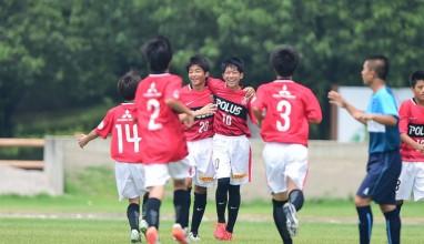 浦和レッズが横浜FC下し全国切符・・・第22回関東クラブユース選手権U-15大会 全国大会出場決定戦