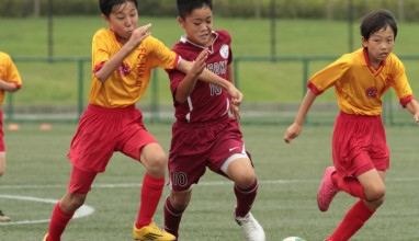【2016 神奈川県チャンピオンシップU-12 1回戦】FC中井 vs 城北