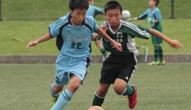 【2016 神奈川県チャンピオンシップU-12 1回戦】足柄FC vs バディーSC