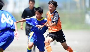 【神奈川】KAZU SCがヘラクレス大磯敗り3回戦へ・・・高円宮杯神奈川県大会2回戦