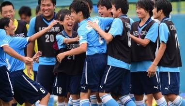 【神奈川】浜中、FC厚木DREAMS、パルピターレがベスト16へ名乗り・・・高円宮杯神奈川県大会(9/19)