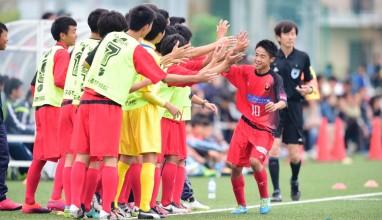 【神奈川】大豆戸が強豪シュートを4-0で敗りベスト4へ・・・高円宮杯神奈川県大会準々決勝