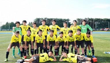 レイソルTORが栃木SC下す 高円宮杯U-15サッカー関東大会