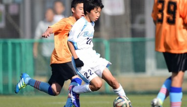 バディーSC vs 美晴SC・・・サッカー全少神奈川県予選