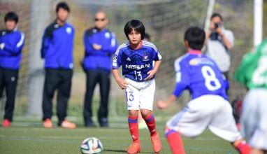 横浜F・マリノス vs さぎぬまSC・・・サッカー全少神奈川県予選