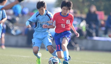 バディーSC vs 金田キッカーズ・・・サッカー全少神奈川県予選