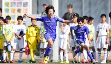 横浜すみれ vs 足柄FC・・・サッカー全少神奈川県予選