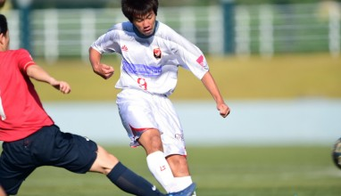 大豆戸が東日本王者・アントラーズノルテ敗る 高円宮杯U-15サッカー関東大会