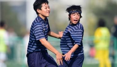 関谷SC vs JFC FUTURO・・・サッカー全少神奈川県予選