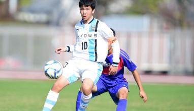 川崎F vs V甲府…高円宮杯U-15サッカー関東大会【写真特集】