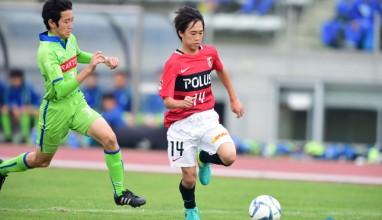 浦和 vs 湘南…高円宮杯U-15サッカー関東大会【写真特集】