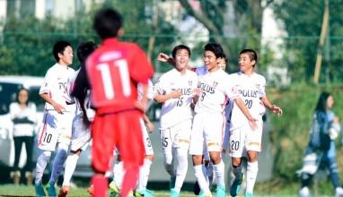 浦和が大豆戸敗りブロック決勝へ 高円宮杯U-15サッカー関東大会