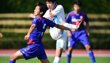 フロンターレが全国切符! 高円宮杯U-15サッカー関東大会