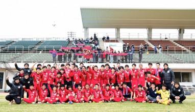 レイエスの関東リーグ参戦が決定! 関東U-15サッカーリーグ参入戦