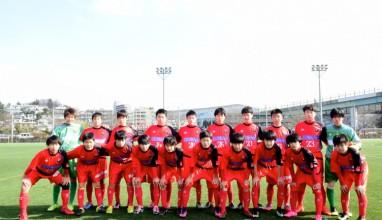 大豆戸が3勝目で2位浮上、SCHは4位へ|神奈川県U-15サッカーリーグ