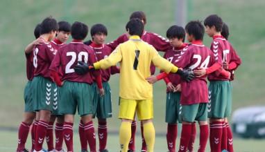 テアトロが首位横浜FC鶴見敗り5位浮上|神奈川県U-15サッカーリーグ