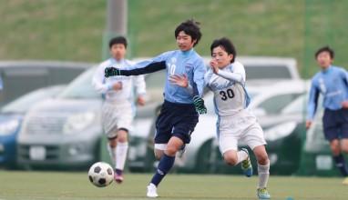 【Pick up】東の鮮やかなFKで先制した横浜FC鶴見がバディー下す