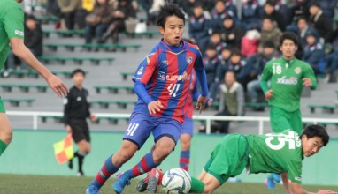 FC東京が東京V敗りタイトル獲得!|東京都クラブユースサッカーU-17選手権