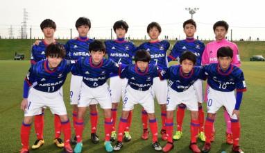 東京V、マリノスら開幕戦白星発進|関東ユース(U-15)サッカーリーグ1部