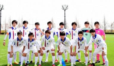2試合連続大量得点のSCHが暫定首位浮上!|神奈川県U-15サッカーリーグ