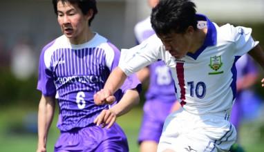 SCHがシュート敗り全勝で首位守る|神奈川県U-15サッカーリーグ