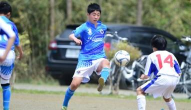 メリッソ、フトゥーロらが2回戦進出決める|日本クラブユースサッカー選手権(U-15)大会神奈川県大会1回戦